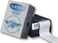 BioXTEND Analog Temperature Recorder
