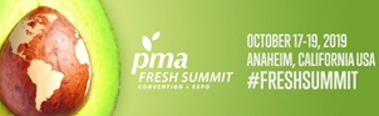 Salon de la convention PMA Fresh Summit