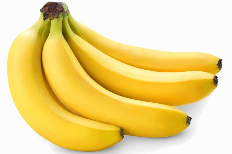 Régime de 4 bananes
